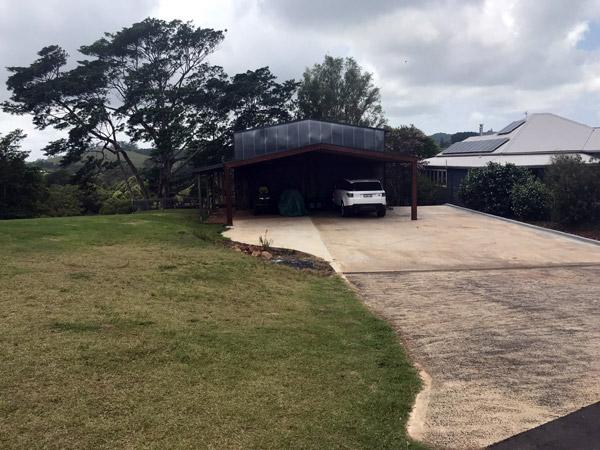 Bangalow Architect Designed Secondary Dwelling