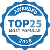 Home Improvement Top 25 Award