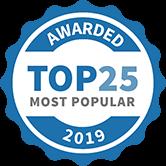 Home Improvement Top 25 Award
