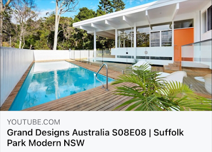 Did you see this episode of Grand Designs Australia?