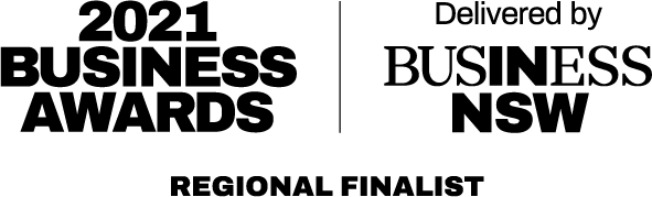 Business Awards NSW Finalsit 2021